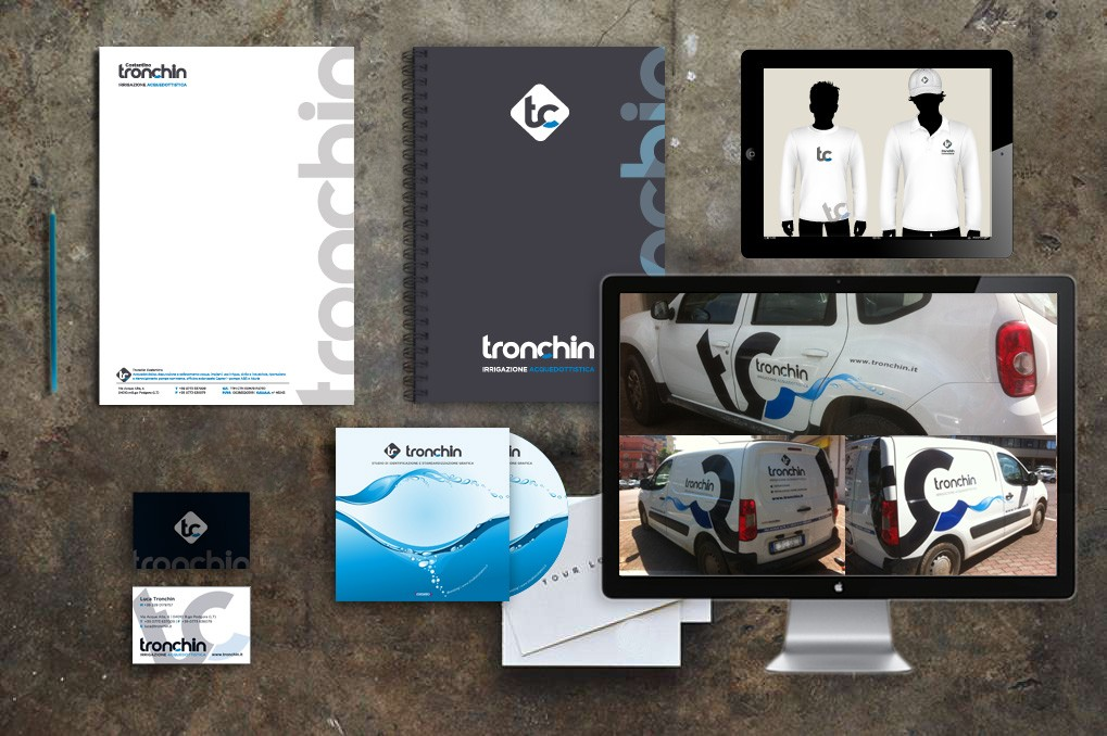Tronchin | Branding | Corporate Identity | Advertising